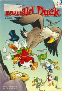 Cover Thumbnail for Donald Duck (VNU Tijdschriften, 1998 series) #24/2001