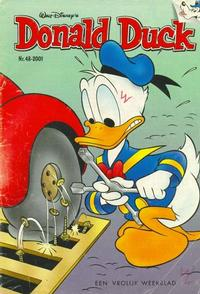 Cover Thumbnail for Donald Duck (VNU Tijdschriften, 1998 series) #48/2001
