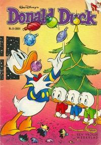 Cover Thumbnail for Donald Duck (VNU Tijdschriften, 1998 series) #51/2001