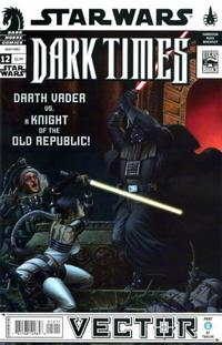 Cover Thumbnail for Star Wars: Dark Times (Dark Horse, 2006 series) #12 [Direct]