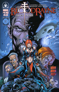 Cover Thumbnail for BloodRayne Skies Afire (Digital Webbing, 2004 series) #1