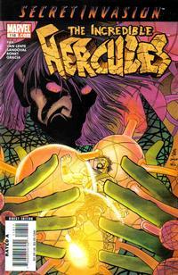 Cover Thumbnail for Incredible Hercules (Marvel, 2008 series) #118