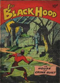 Cover Thumbnail for Black Hood (F.E. Howard Publications, 1944 series)