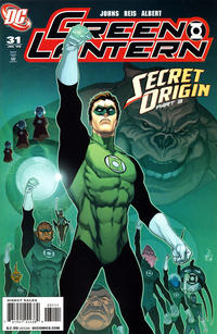 Cover Thumbnail for Green Lantern (DC, 2005 series) #31 [Direct Sales]