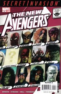 Cover Thumbnail for New Avengers (Marvel, 2005 series) #42