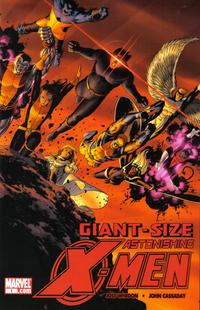 Cover Thumbnail for Giant-Size Astonishing X-Men (Marvel, 2008 series) #1