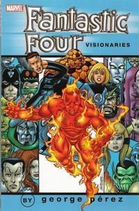 Cover Thumbnail for Fantastic Four Visionaries: George Pérez (Marvel, 2005 series) #2