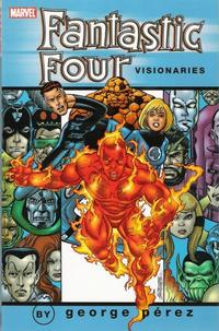 Cover Thumbnail for Fantastic Four Visionaries: George Pérez (Marvel, 2005 series) #2