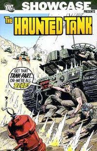 Cover Thumbnail for Showcase Presents: Haunted Tank (DC, 2006 series) #2