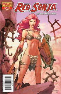 Cover Thumbnail for Red Sonja (Dynamite Entertainment, 2005 series) #34
