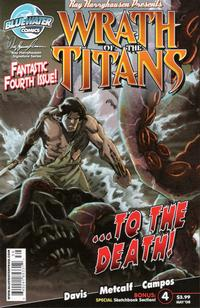 Cover Thumbnail for Wrath of the Titans (Bluewater / Storm / Stormfront / Tidalwave, 2007 series) #4