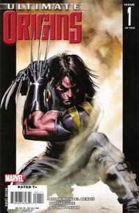 Cover Thumbnail for Ultimate Origins (Marvel, 2008 series) #1