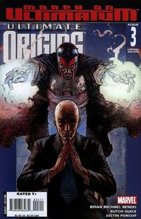 Cover Thumbnail for Ultimate Origins (Marvel, 2008 series) #3 [Variant Edition]