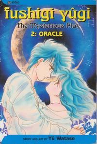 Cover Thumbnail for Fushigi Yugi The Mysterious Play (Viz, 2003 series) #2
