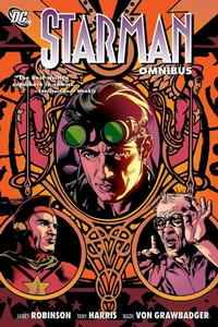 Cover Thumbnail for The Starman Omnibus (DC, 2008 series) #1