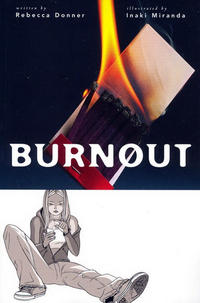Cover Thumbnail for Burnout (DC, 2008 series)