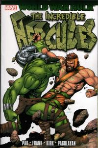 Cover Thumbnail for Hulk: WWH - Incredible Herc (Marvel, 2008 series)
