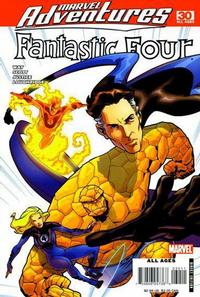 Cover Thumbnail for Marvel Adventures Fantastic Four (Marvel, 2005 series) #30
