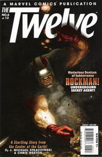 Cover Thumbnail for The Twelve (Marvel, 2008 series) #6