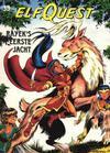 Cover for ElfQuest (Arboris, 1983 series) #39 - Rayek's eerste jacht
