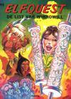 Cover for ElfQuest (Arboris, 1983 series) #44 - De list van Winnowill