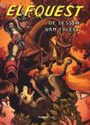 Cover for ElfQuest (Arboris, 1983 series) #45 - De lessen van Tyleet