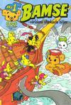 Cover for Bamse (Egmont, 1997 series) #1/2008