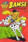 Cover for Bamse (Egmont, 1997 series) #5/2008