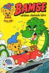 Cover for Bamse (Egmont, 1997 series) #9/2008