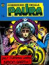 Cover for Corriere della Paura (Editoriale Corno, 1974 series) #22