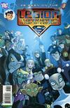Cover for The Legion of Super-Heroes in the 31st Century (DC, 2007 series) #17 [Direct Sales]