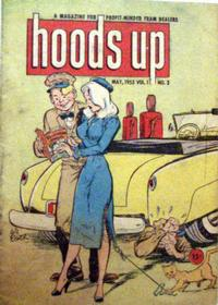 Cover Thumbnail for Hoods Up (American Visuals Corporation, 1953 series) #3