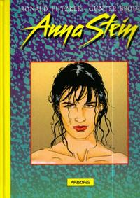Cover Thumbnail for Anna Stein (Arboris, 1996 series)