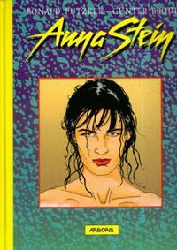 Cover Thumbnail for Anna Stein (Arboris, 1996 series)