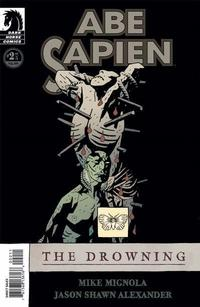 Cover Thumbnail for Abe Sapien: The Drowning (Dark Horse, 2008 series) #2