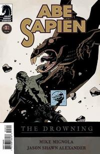 Cover Thumbnail for Abe Sapien: The Drowning (Dark Horse, 2008 series) #3