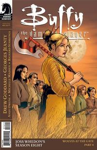 Cover Thumbnail for Buffy the Vampire Slayer Season Eight (Dark Horse, 2007 series) #15