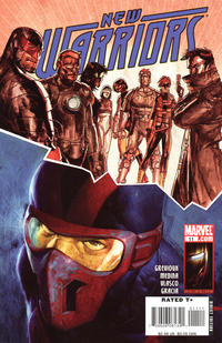 Cover Thumbnail for New Warriors (Marvel, 2007 series) #11