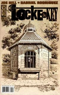 Cover Thumbnail for Locke & Key (IDW, 2008 series) #4