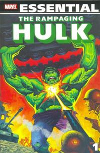 Cover Thumbnail for Essential Rampaging Hulk (Marvel, 2008 series) #1