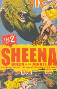 Cover Thumbnail for The Best of the Golden Age Sheena, Queen of the Jungle (Devil's Due Publishing, 2008 series) #2