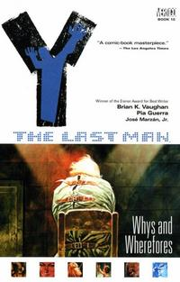 Cover Thumbnail for Y: The Last Man (DC, 2003 series) #10 - Whys and Wherefores