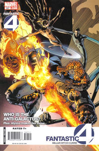 Cover Thumbnail for Fantastic Four (Marvel, 1998 series) #557 [Direct Edition]