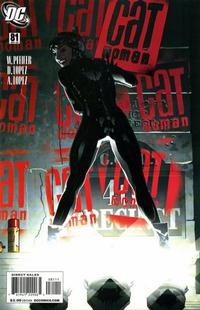 Cover Thumbnail for Catwoman (DC, 2002 series) #81