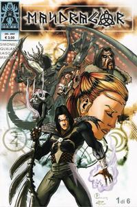 Cover Thumbnail for Mandragor (Axaleon Comics&Toons, 2007 series) #1