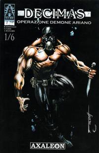 Cover Thumbnail for Decimas Operazione Demone Ariano (Axaleon Comics&Toons, 2007 series) #1