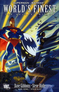 Cover Thumbnail for World's Finest Deluxe Edition (DC, 2008 series)