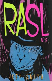 Cover Thumbnail for RASL (Cartoon Books, 2008 series) #2