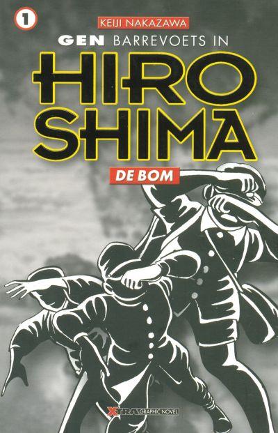 Cover for Hiroshima (XTRA, 2005 series) #1 - De bom