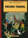Cover for Tintins äventyr (Illustrationsförlaget, 1968 series) #4 - Solens tempel